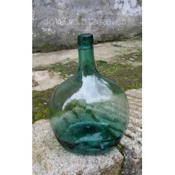 Damajuana vilella vidrio soplado
