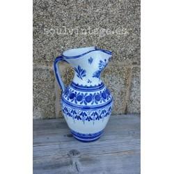 Jarra cerámica de Talavera