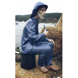 Pescador Nao -Lladrò 1978