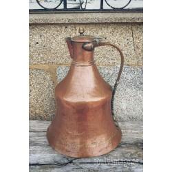 Aceiteta de cobre s. XVIII