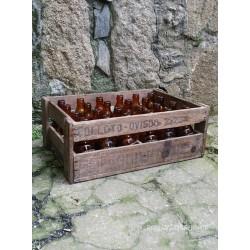 Caja de cerveza El Águila Negra, Colloto Oviedo