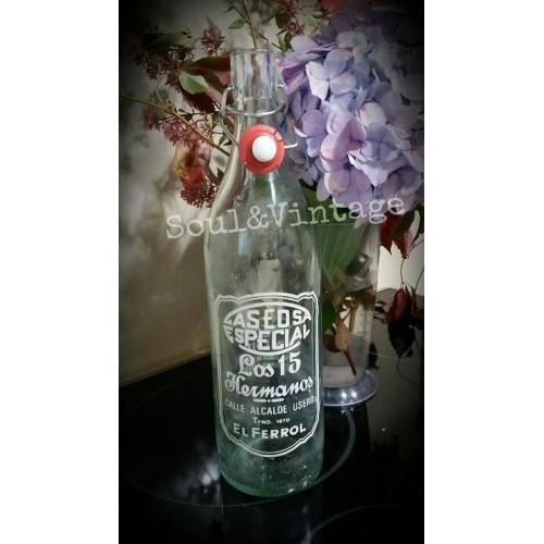 Botella de gaseosa