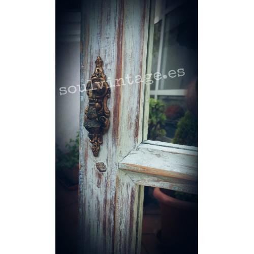 Antigua ventana - espejo