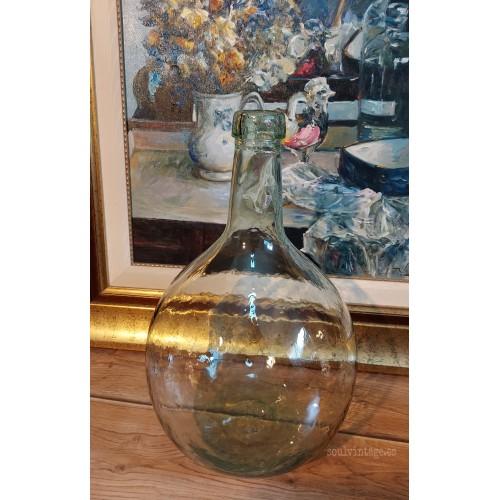 Damajuana 8l vidrio soplado