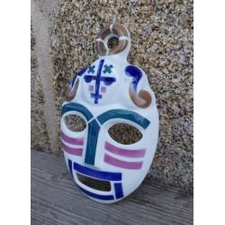 Máscara Sargadelos