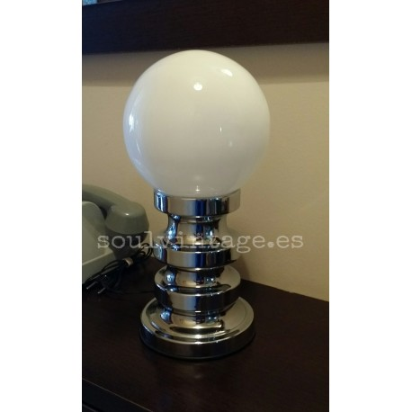Lámpara de sobremesa Space - Age