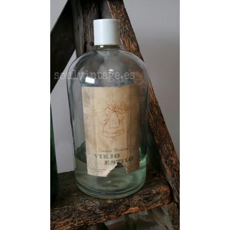 Botella de colonia